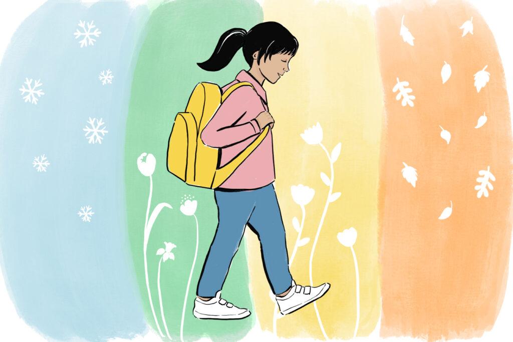 Okul çağındaki çocuklar için temel beceriler